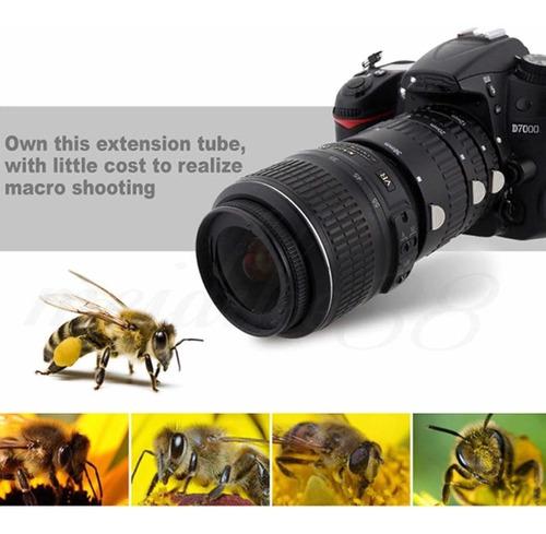 Tubos Extensión Macro Nikon