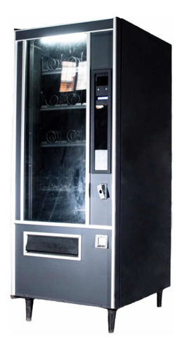 Máquina De Snack Con Billetes Y Sensor De Caída