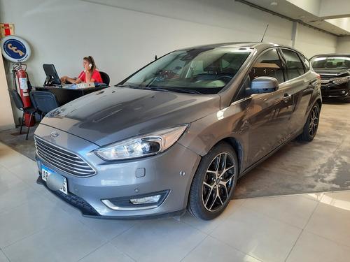 Ford Focus Iii Titanium A/t 5ptas 2017 Km64000.-