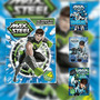 Mega Combo Max Steel 04 Volumes