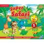 Super Safari British English 1 Pupil´s Book With Dvd rom 1