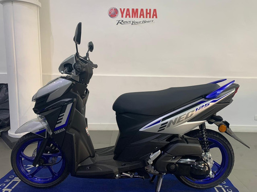 Yamaha Neo 125 Prata 2021