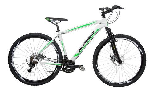 Bicicleta Alfameq Zahav 24v Aro 29 Freio A Disco Hidraulico