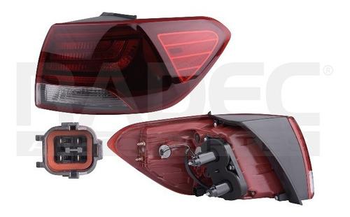 Calavera Exterior Kia Sorento Ex/lx 2019 - 2020 Tyc Der Rxc