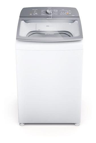 Máquina De Lavar Eletrônica Branca Brastemp 12kg 110v Bwr12a