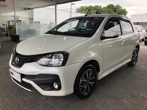 Toyota Etios Platinum Hatch 1.5 Flex 16v 4p Aut