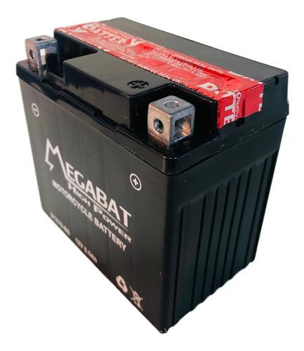 Bateria Megabat Dtx7l Ytx7l-bs Tornado Falcon Emporio