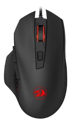 Mouse De Juego Redragon  Gainer M610 Negro