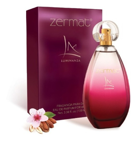 Perfume Luminanza Zermat Original Para Dama  - Ecart