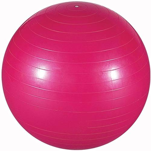 Bola Suiça Pilates 65cm Com Bomba Yoga Abdominais 150kg