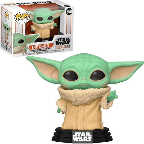 Funko Pop! The Child (baby Yoda) - Star Wars: Mandalorian
