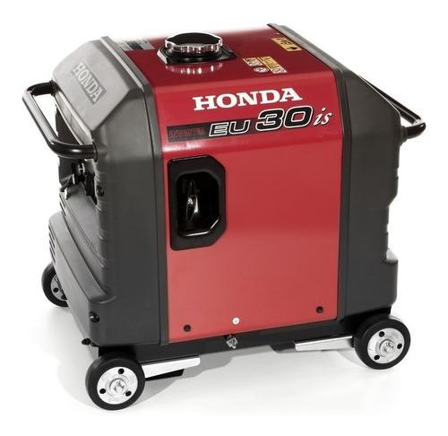 Generador Portátil Honda Eu30is 3000w Monofásico Con Tecnología Inverter 220v