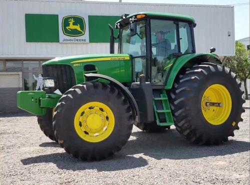 Tractor John Deere 6150j De 150hp Por Plan De Ahorro