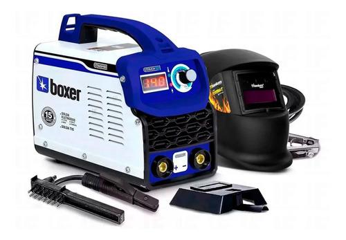 Máquina Inversora De Solda 140 Amperes Touch150 Boxer Bivolt