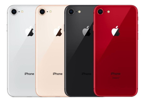 Apple iPhone 8 Vitrine 128gb Dourado Garantia + Brindes
