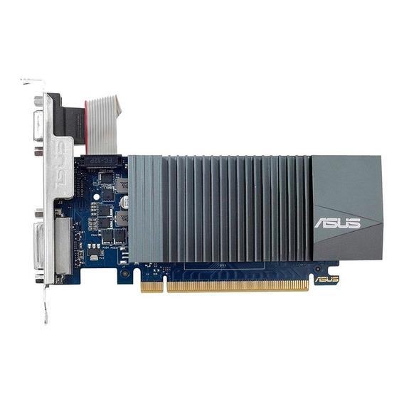 Placa de video Nvidia Asus GeForce 700 Series GT 710 GT710-SL-2GD5 2GB