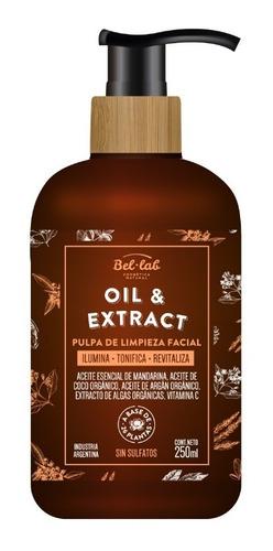 Bel Lab Oil Pulpa Limp Facial Tonifica Retira Shopping