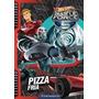 Livro Hot Wheels Battle Force 5 Pi Halina Silva