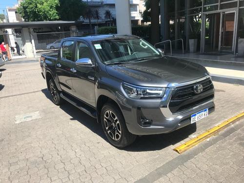 Toyota Hilux Srx 4x4 Automatica