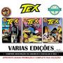 Tex Edição Em Cores Novas Revista Historia Escolha Faroeste