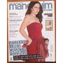 Revista Manequim Nº 571 Alessandra Negrini Com Moldes