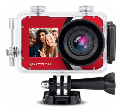 Câmera De Ação Xtrax Selfie