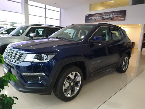 Jeep Compass Longitude 2,4l Fwd At6