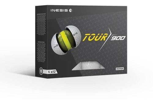 Bola Golfe Tour 900 Inesis (x12)