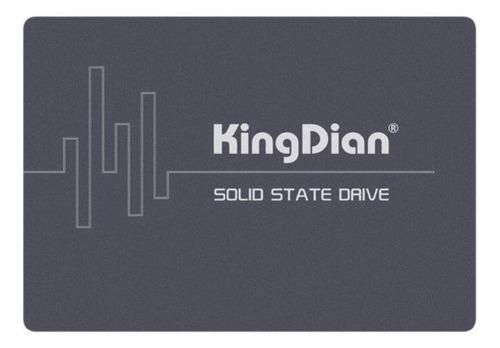 Disco Sólido Ssd Interno Kingdian S280-240gb 240gb Negro