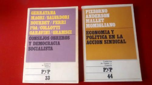Cuadernos De Presente Y Pasado. Nro. 33 (marcado) Y Nro 44.