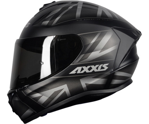 Capacete Axxis Inglaterra Fosco Esportivo Masculino Feminino