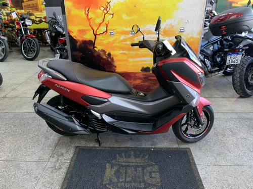 Yamaha Nmax  160 - Vermelha - King Motos