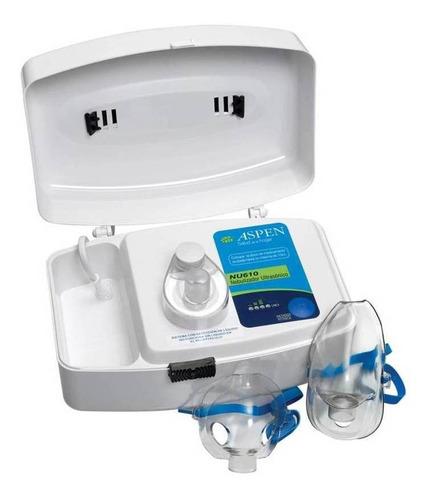 Nebulizador Ultrasónico Aspen Nu610 Blanco 220v