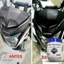 Revitalizador Moto Plásticos Borrachas E Carenagens 200g