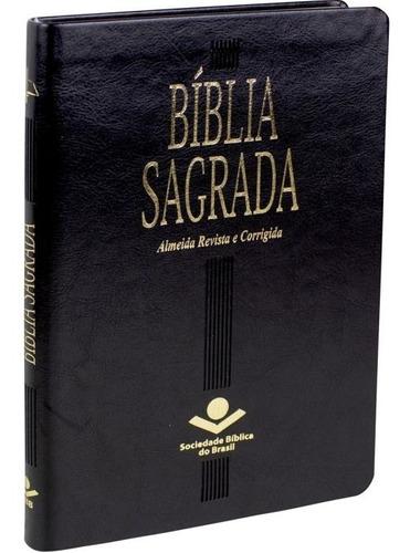 Bíblia Sagrada Slim Almeida Revista E Corrigida - Sbb