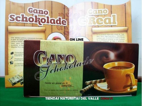 Gano Schokolade Con Ganoderma Lucidum Todo Colombia