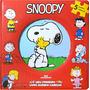 Snoopy Meu Primeiro Livro Quebra cabeças