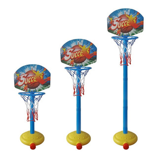 Tablero Aro De Basket Regulable En Altura + Pelota Hx-sports