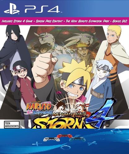 Naruto Shippuden Road To Boruto Ps4  Con Tu Usuario 1