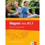 Magnet Neu A1.1 Kursbuch Und Arbeitsbuch Mit Audio Cd