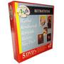 Coleção Grandes Mestres Da Arte Retratistas Livro 5 Dvds