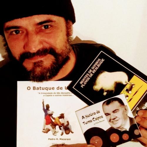 Coleção De Livros Pedro Massa, (pedro Macerani)