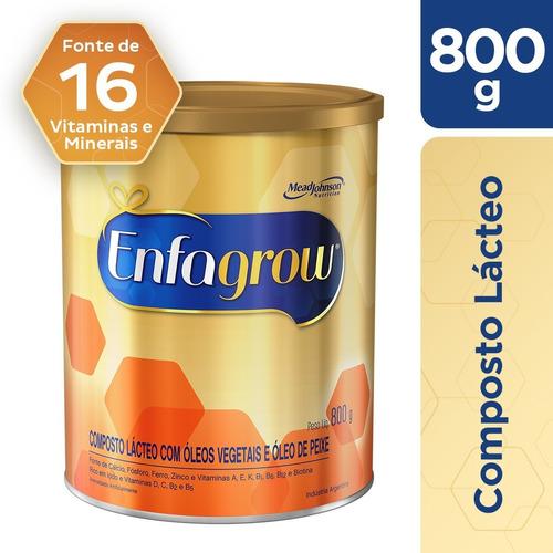 Composto Lácteo Em Pó Enfagrow - Lata 800g