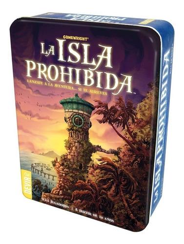 Juego De Mesa La Isla Prohibida