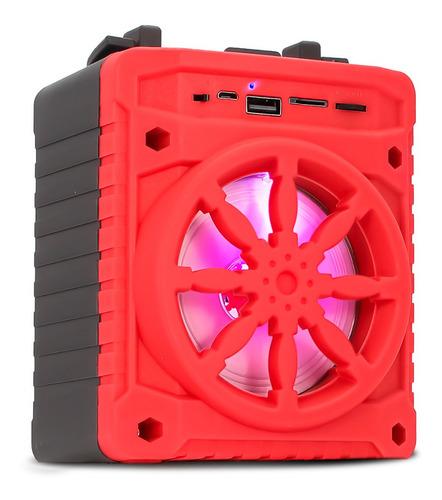 Caxinha Caixa De Som Bluetooth Tws Mp3 Usb Fm Pc Cx Celular