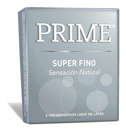 Preservativo Prime Super Fino Sexshop Palermo Caballito