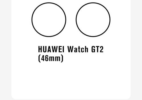 Mica  Protectora Hidrogel Premium Huawei Watch Gt2 46mm