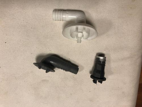 Conector Para Desagüe  Aire Acondicionado