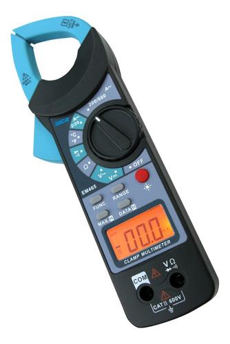 Pinza Amperimétrica Digital Sica 378105 600a
