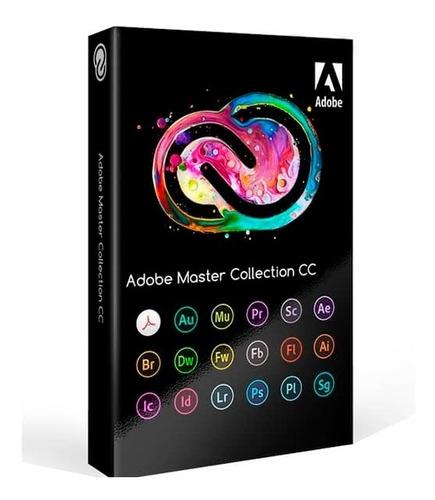 Instalación Paquete Adobe 2021